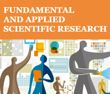 FUNDAMENTAL AND APPLIED SCIENTIFIC RESEARCH